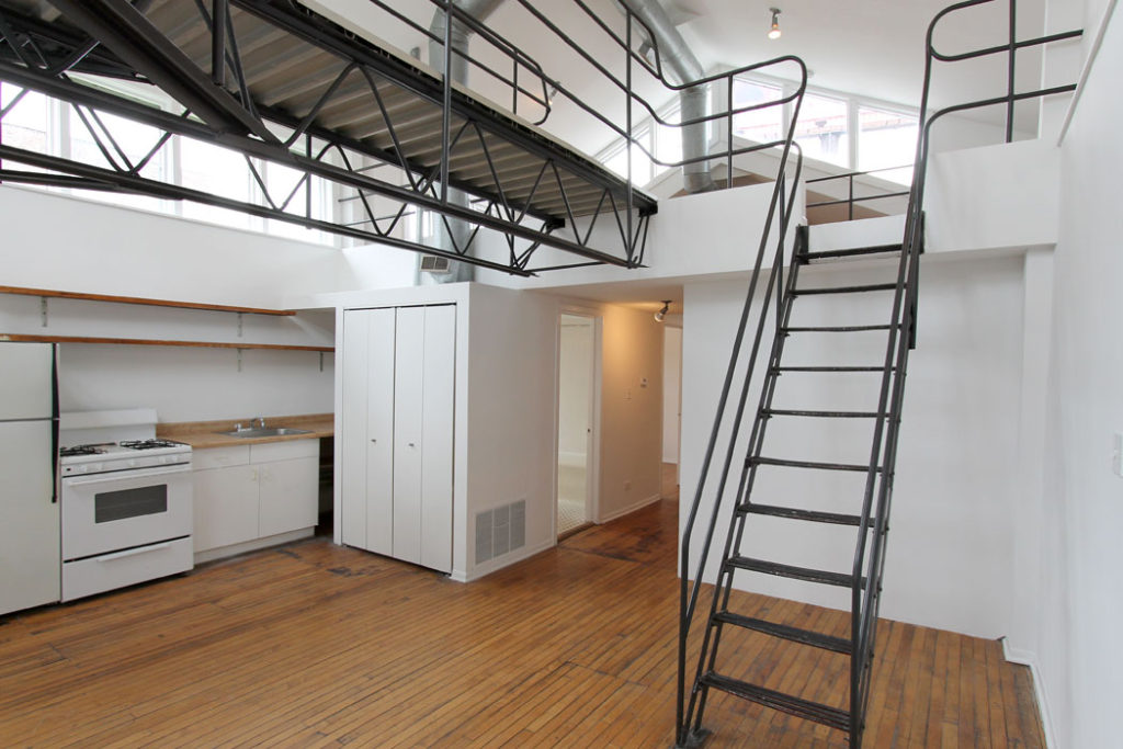 Podmajersky Loft in Pilsen East, Chicago